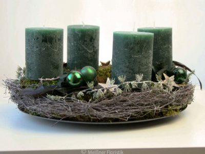 adventskr nze archive meissner floristik. Black Bedroom Furniture Sets. Home Design Ideas